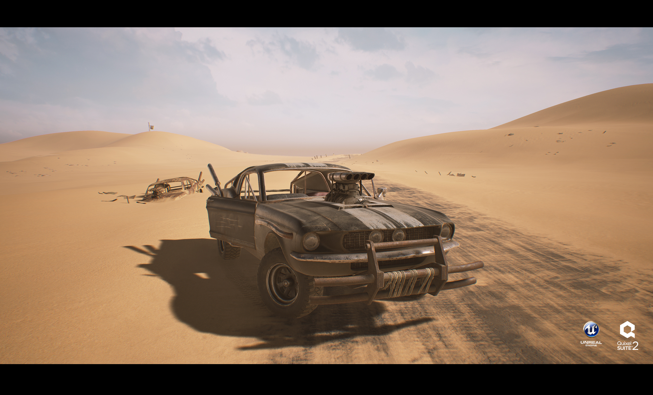 CGTalk - Game Vehicle Development